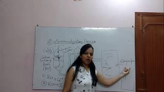 Demineralization process