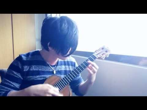 Alvis Chiu邱文輝 While my guitar gently weeps cover UKULELE Jake Shimabukuro 烏克麗麗