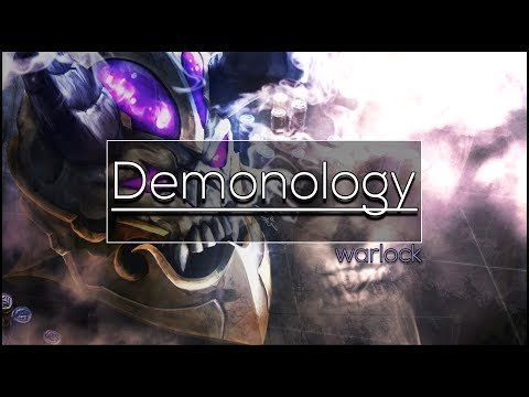 Legion - Demonology Warlock | Full DPS Guide 7.3.5 [Basics PvE]