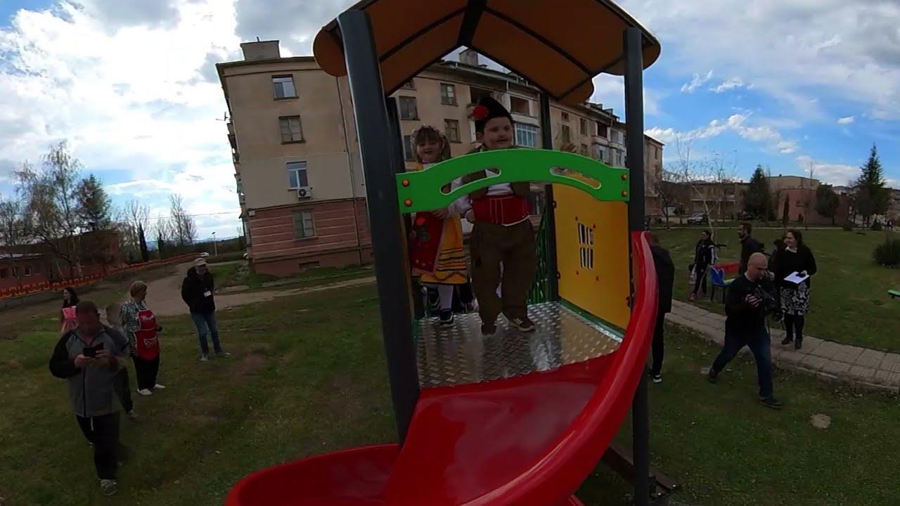 360VR EXPERIENCE - Nikolaevo, Bulgaria (Opening of our 5th playground)