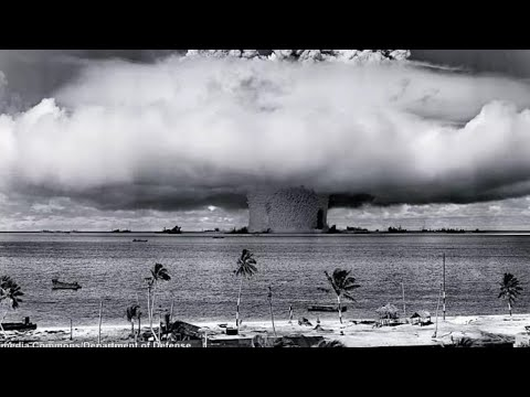 This Is What's Happened To Bikini Atoll In The 70 Years Since Its First Devastating Nuclear Test