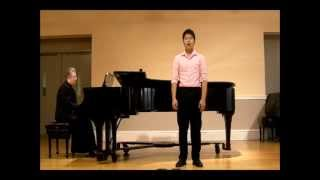 """""""Passing By"""" by Purcell (Vocal Solo)"""