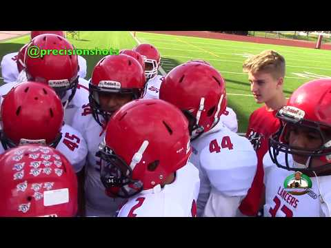 Game Of The Week Beacon Hill Cowboys vs. Puget Sound Lancers Seniors 2017