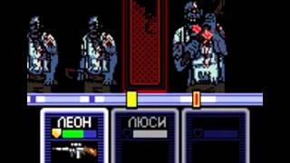 Resident Evil Gaiden GBC Прохождение