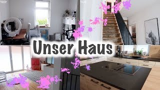 Das Haus wird langsam fertig! 😱 Treppengeländer ist dran! Büro wird eingerichtet   Haus Update 🏡
