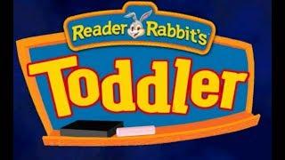 Reader Rabbit Toddler (PC) Gameplay
