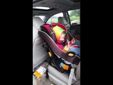 Toddler discusses capitalized medicine
