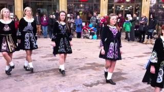 Ella Irish Dance Harewwod 2013