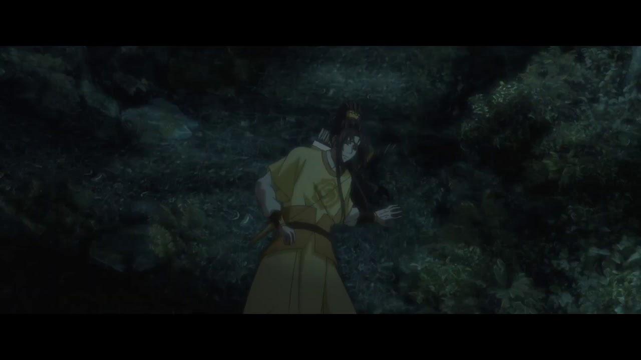 Wei Wuxian Protect Jin Ling, and Lan Wangji come to save Wei Wuxian, Mo Dao Zu Shi season 2