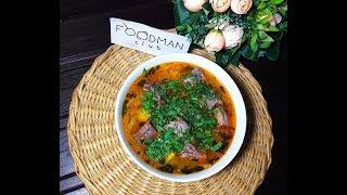 Щи из свежей капусты на говяжьем бульоне: рецепт от Foodman.club