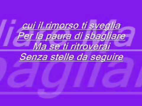 Laura Pausini Laura Pausini Ascolta Il Tuo Cuore Lyrics Laura