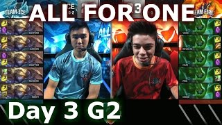 Baixar Oceania (Ezreal) vs Brazil (Zac) One For All Mode | 2016 LoL IWC All-Stars Day 3 | FIRE vs ICE