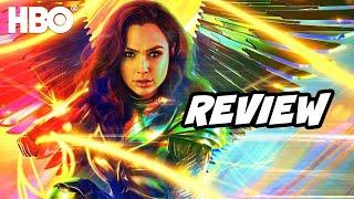 Wonder Woman 1984 Movie Review and Full Opening Scene Breakdown