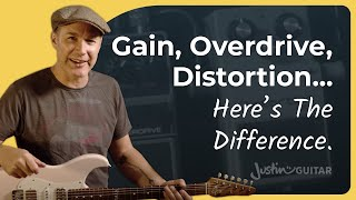 Guitar Effects For Beginners - Gain, Overdrive, Distortion, & Fuzz