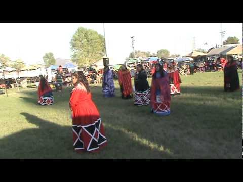 Ladies Bird Dance 18+ BEST C.R.I.T. Powwow 2011, Parker AZ