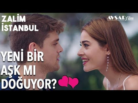Yeni Bir Aşk Mı Doğuyor 💖 Damla ve Civan'ın Özel Anları | Zalim İstanbul 12