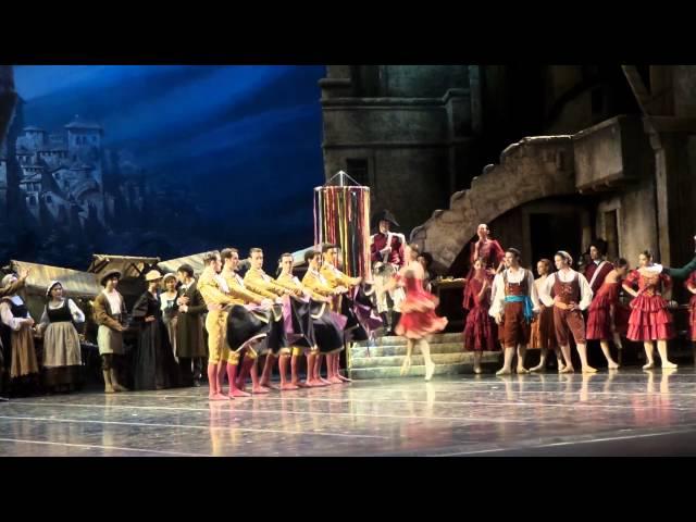 Don Chisciotte - Variazione Kitri I atto (Teatro alla Scala)