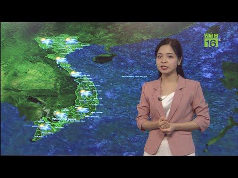 Thời tiết ngày mai 13/07: Nắng nóng bao trùm cả nước, cảnh báo mưa dông vào chiều tối | VTC16 | Thông tin thời tiết hôm nay và ngày mai