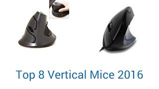 8 Best Vertical Mice 2016