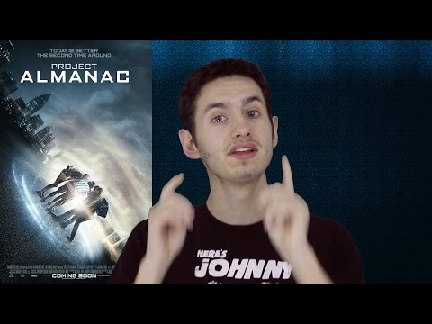Project Almanac-Movie Review