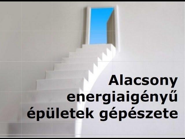 Alacsony energiaigényű épületek