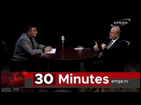 Bedros Hajian - 30 Minutes with Arthur Sahakyan