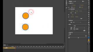 030 flash cc 動畫 圖像元件u0026影片片段 時間軸的不同