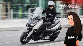 YAMAHA XMAX 125 2018, mieux que le Forza ?! | TEST 2017