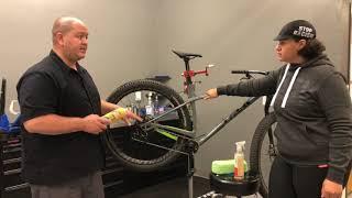 Episode 12: Washing Your Bike