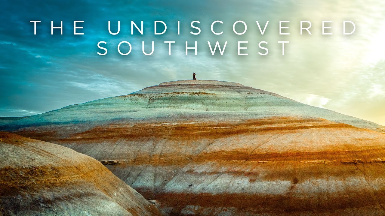 The Undiscovered Southwest | 4k Aerial Film