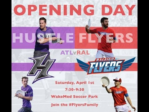 raleigh flyers top 10 opening day vs atlanta youtube