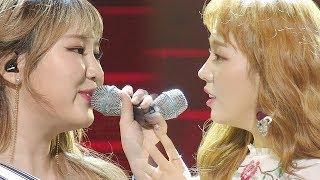 [미공개] 백아연·박지민, �미로운 듀엣 화�...