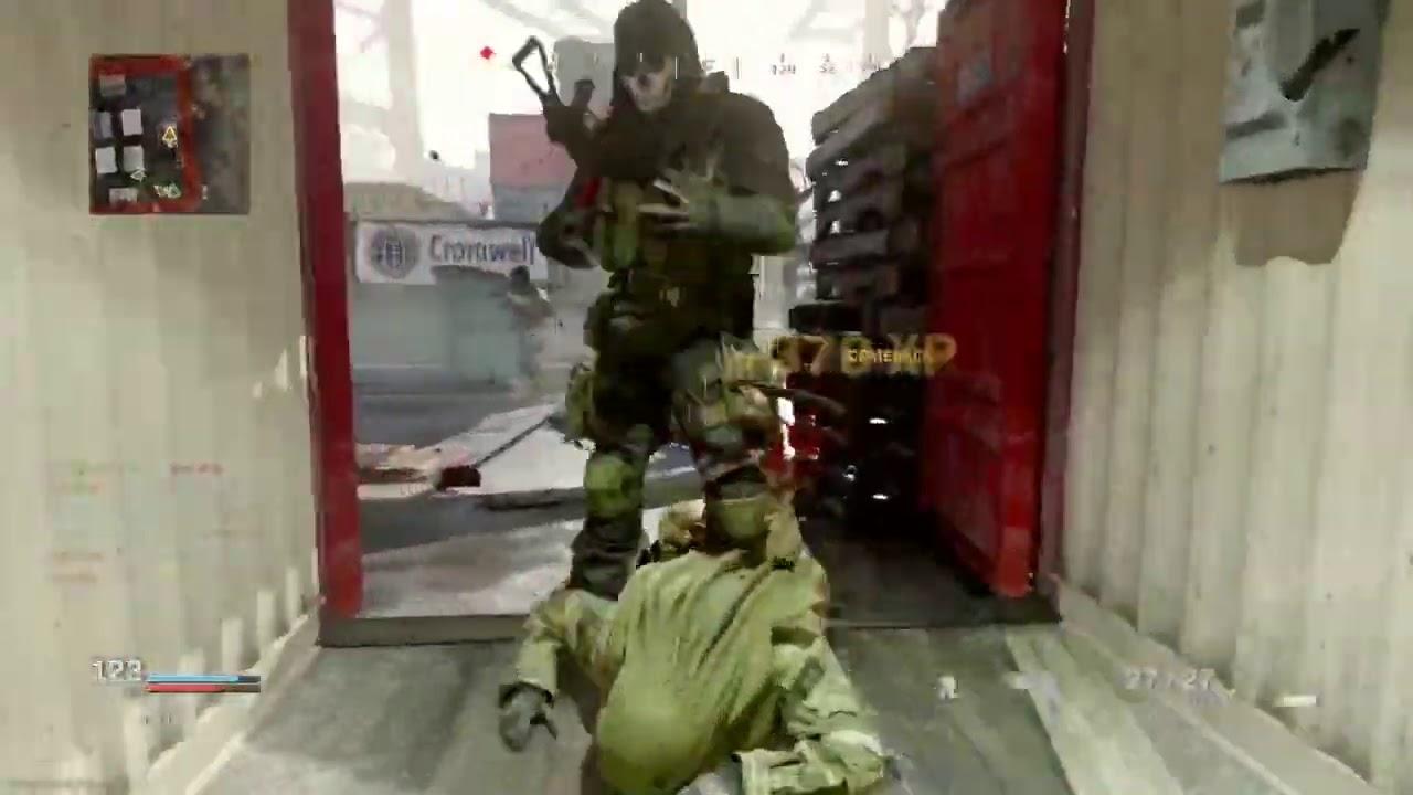 Call Of Duty MW4    ثرونق نايف 🔪
