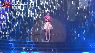 """Bella Ferraro """"Angels"""" Show 9 - The X Factor Australia 2012"""