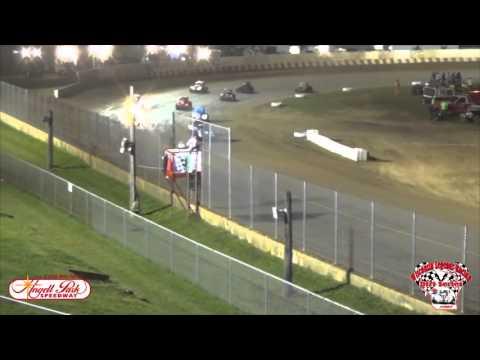 7 19 15 Angell Park Speedway Legends Feature