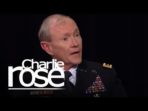 General Martin Dempsey (03/16/12) | Charlie Rose