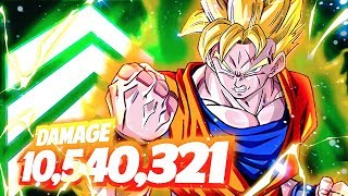 When A 2016 Future Gohan Does THIS MUCH Damage In Dokkan