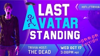 High Fidelity VR I Last Avatar Standing I Game Show I Zombies Special Guest Host: Xaos Princess