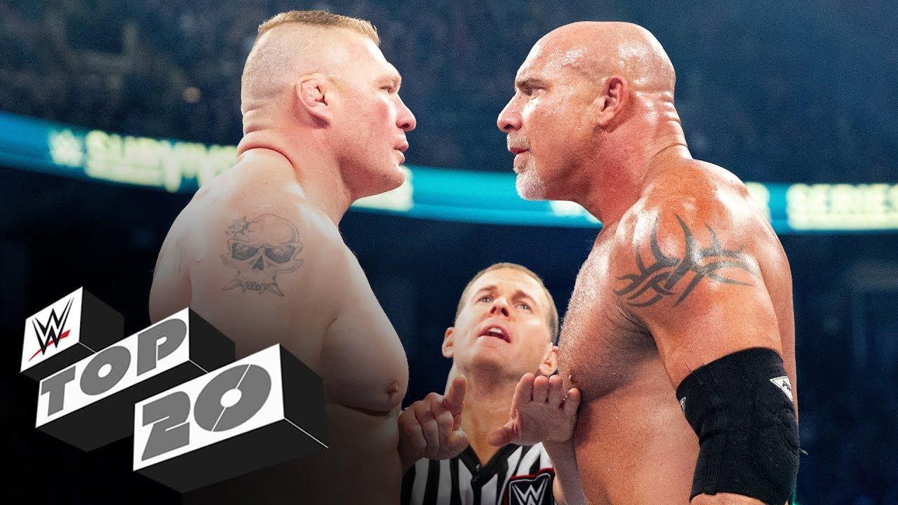 20 Iconic Survivor Series moments: WWE Top 10 Special Edition, Nov. 20, 2019