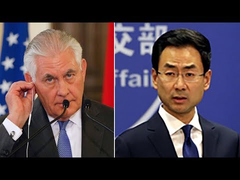 Beijing slams Tillerson's remarks on Chinese debt-trap in Africa