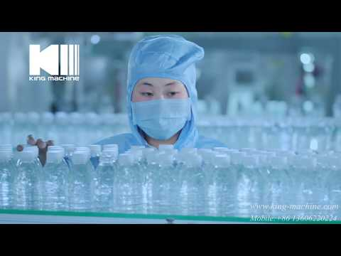 Complete Bottled Water Production Line From A To Z