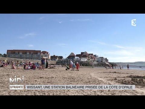 SUIVEZ LE GUIDE : Wissant, une station balnéaire prisée de la Côte d'Opale.