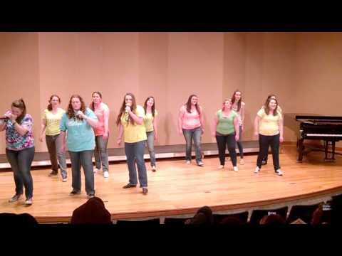 Cottey College Chamber Singers - Royal