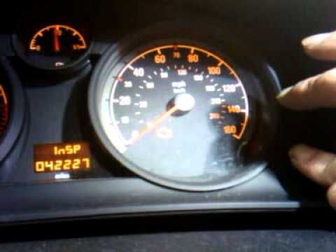 How To Reset Service Light Indicator On A 2006 Vauxhall