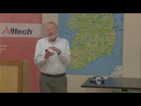 Pig Signals - Kiernan Milling & Alltech: Weaner Mgt. with Dr. Bill Close