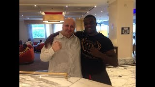 Dennis Hobson on Hughie Fury, Dave Allen,  Tony Bellew, Josh Wale Part 4