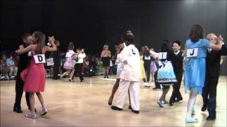 JPPSS 2011 Dance Challenge 1st Waltz Group Competition Dance