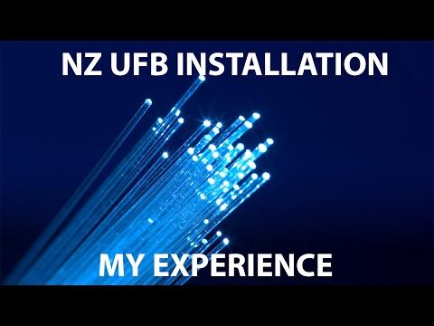 Ultra Fast Broadband Installation - My Experience