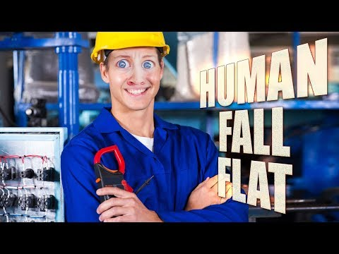 HWSQ #84 - Es knistert gewaltig beim HWSQ ● Let's Play Human Fall Flat