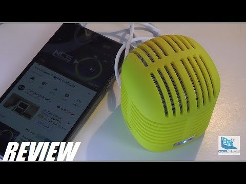 REVIEW: IMCO HS-2006 Microphone Bluetooth Speaker